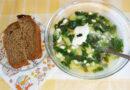 Суп из крапивы и щавеля с яйцом – классический рецепт
