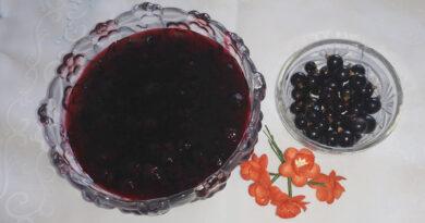 Варенье из черной смородины на зиму – 6 рецептов
