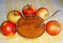 Варенье яблочное с апельсином – рецепт на зиму